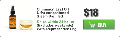 Ceylon cinnamon leaf oil