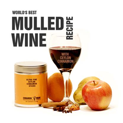 Honey Mulled Wine Recipe — Dishmaps