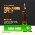 cinnamon syrup recipe