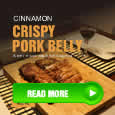 crispy pork roast