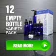 Empty Bottle Variety Pack